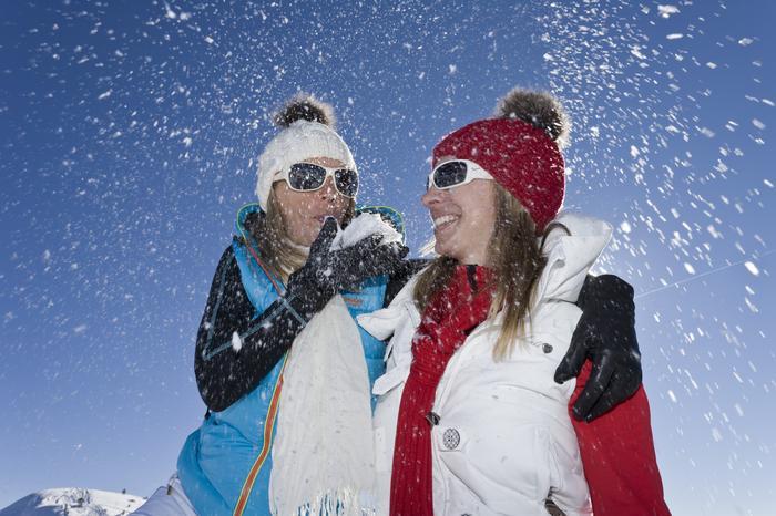 Idealne ciepłe ubranie na narty