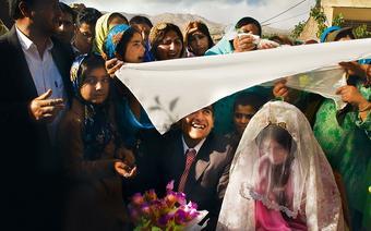 Iran, bachtiarskie wesele