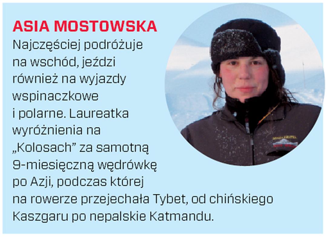 Asia Mostowska