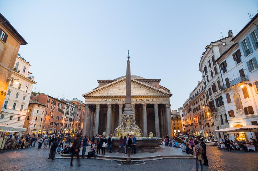 Rzym, Panteon
